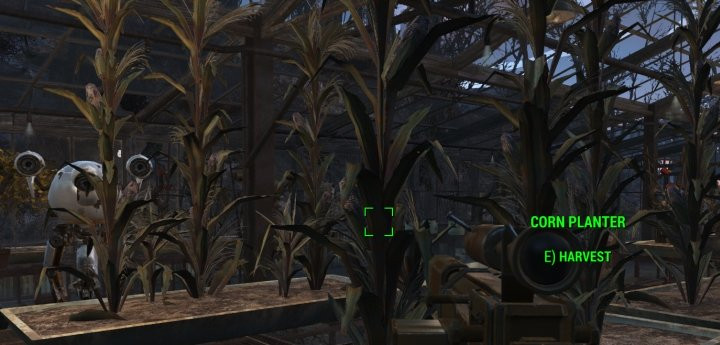 Corn Fallout 4  Fallout 4 Get Purified Water and Food for Farming