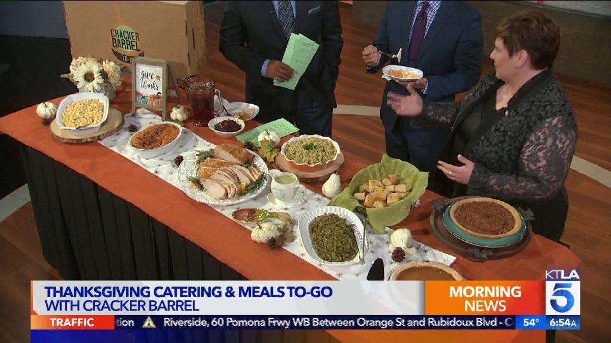 Cracker Barrel Thanksgiving Dinner To Go Price  Thanksgiving Catering & Meals To Go With Cracker Barrel