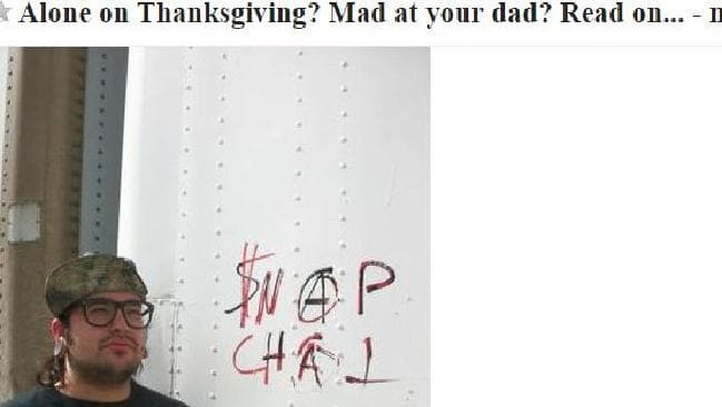 Craigslist Thanksgiving Dinner  Nick Schmidt posts funny ad on Craigslist Nashville