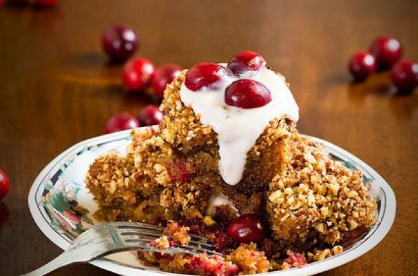 Cranberry Desserts For Thanksgiving  Foodista