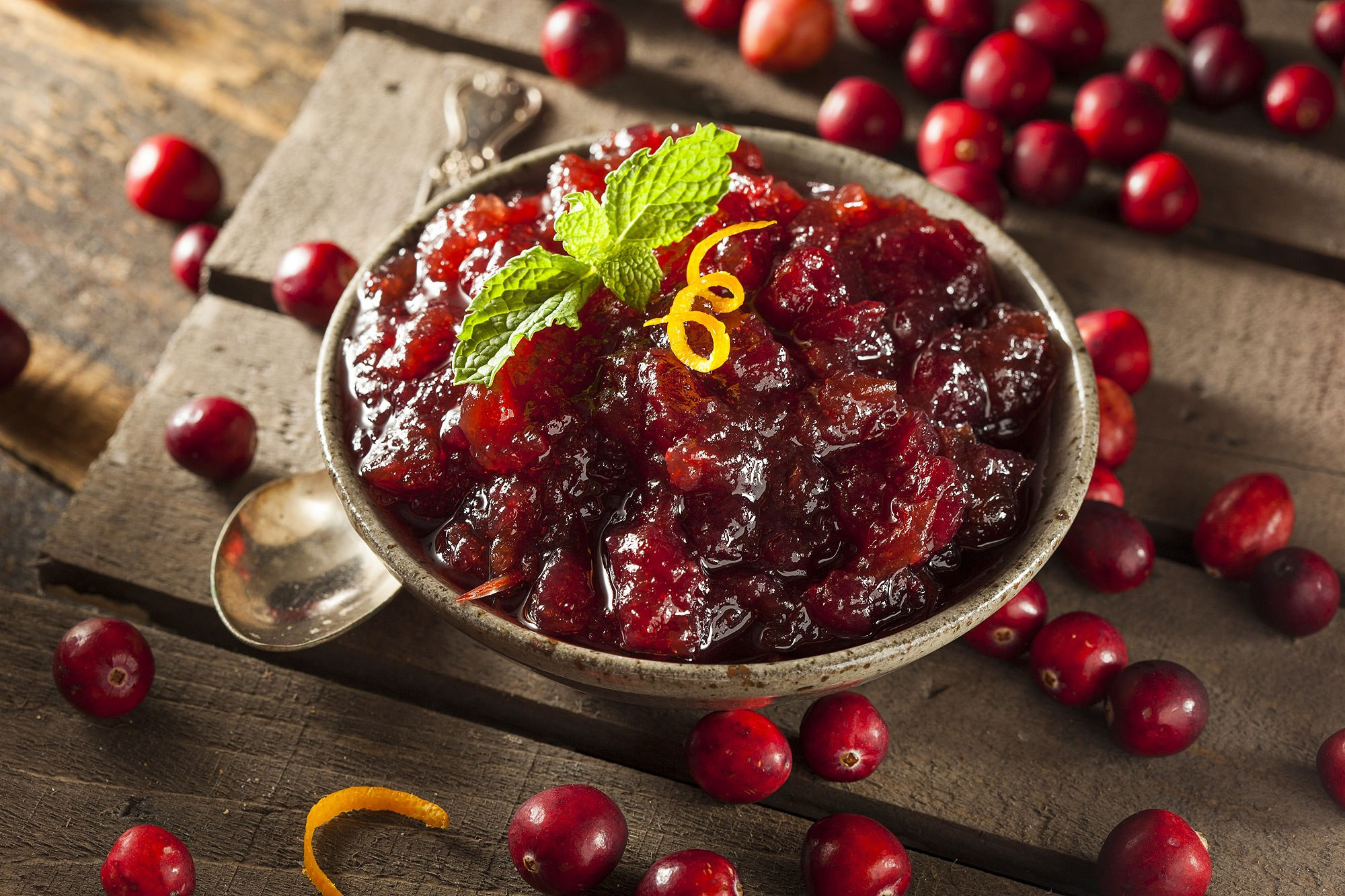 Cranberry Desserts For Thanksgiving  Thanksgiving Cranberry Sauce Recipes from the Institute