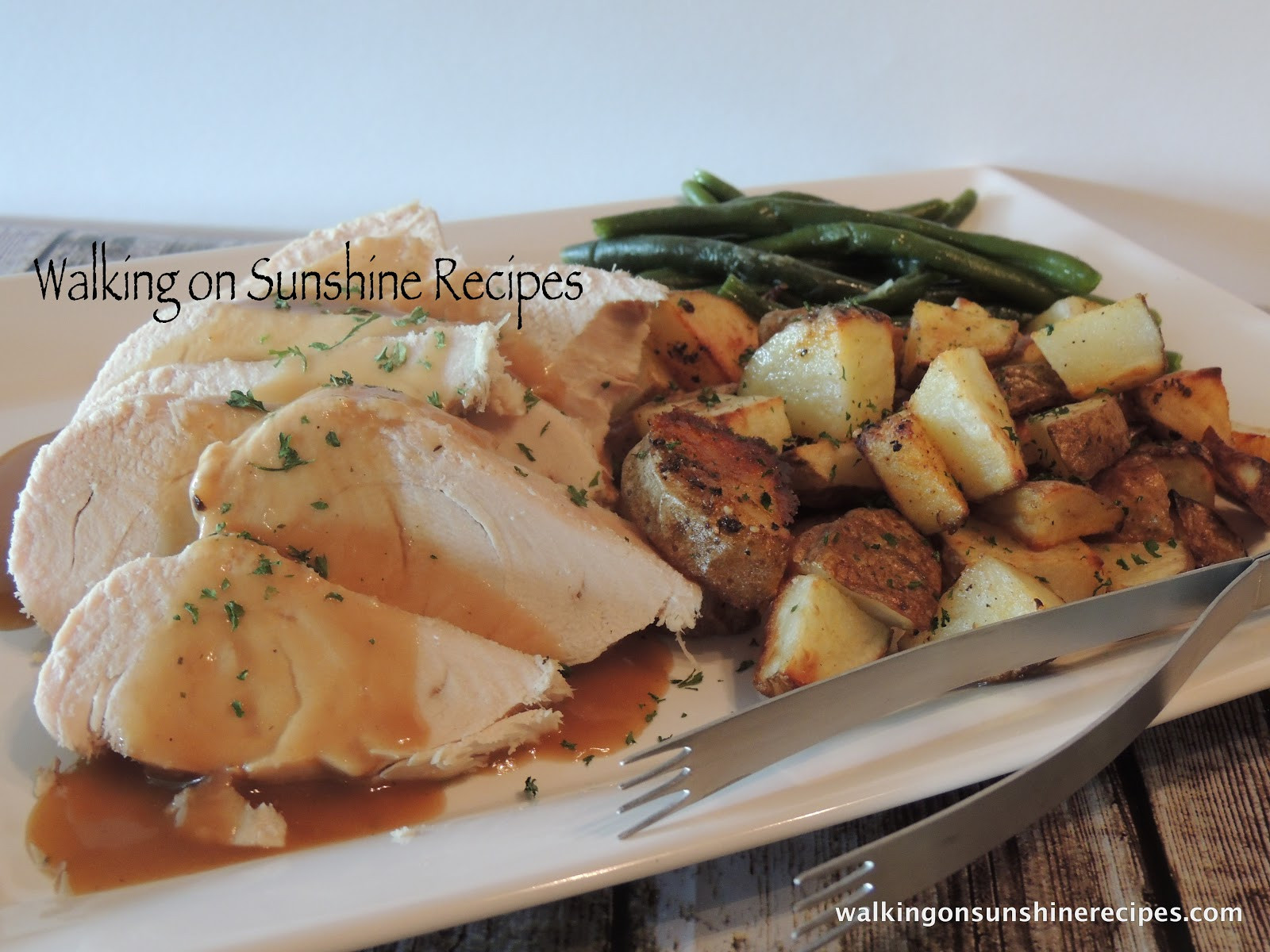 Crock Pot Turkey Recipes For Thanksgiving  Roast Turkey in the Crock Pot Walking on Sunshine