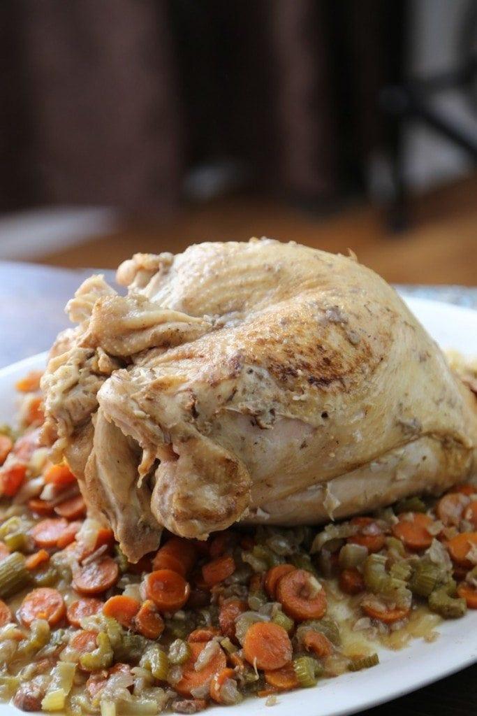 Crock Pot Turkey Recipes For Thanksgiving  Crock Pot Turkey Breast Recipe
