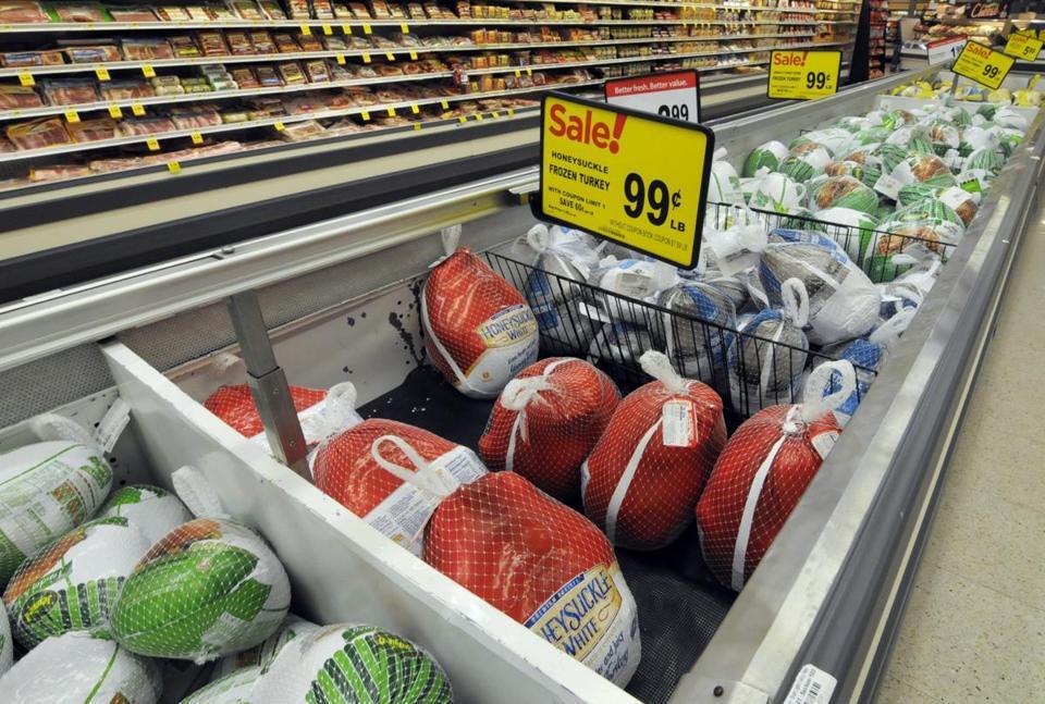 Cub Foods Thanksgiving Dinners  Thanksgiving turkeys cost more than ever after bird flu