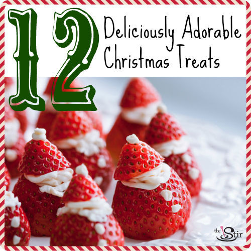 Cute Easy Christmas Desserts  12 Ridiculously Cute Christmas Desserts That Taste As Good