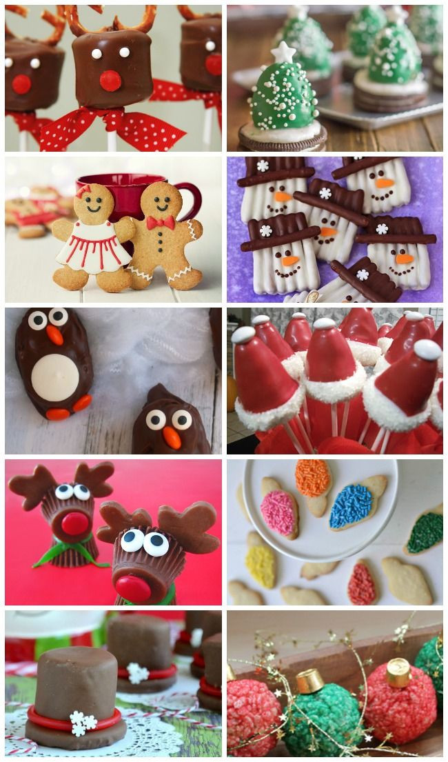Cute Easy Christmas Desserts  25 best ideas about Cute christmas desserts on Pinterest