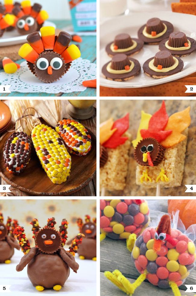 Cute Fall Desserts  Cute Reese s recipes for Thanksgiving