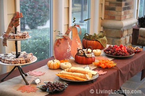 Cute Fall Desserts  Fall Party Ideas