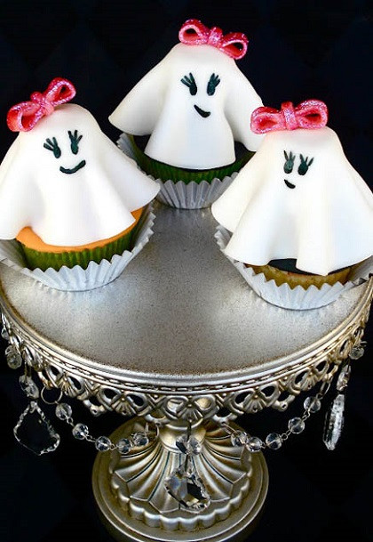 Cute Halloween Cupcakes  Halloween Treats 10 Scary Halloween Cupcakes