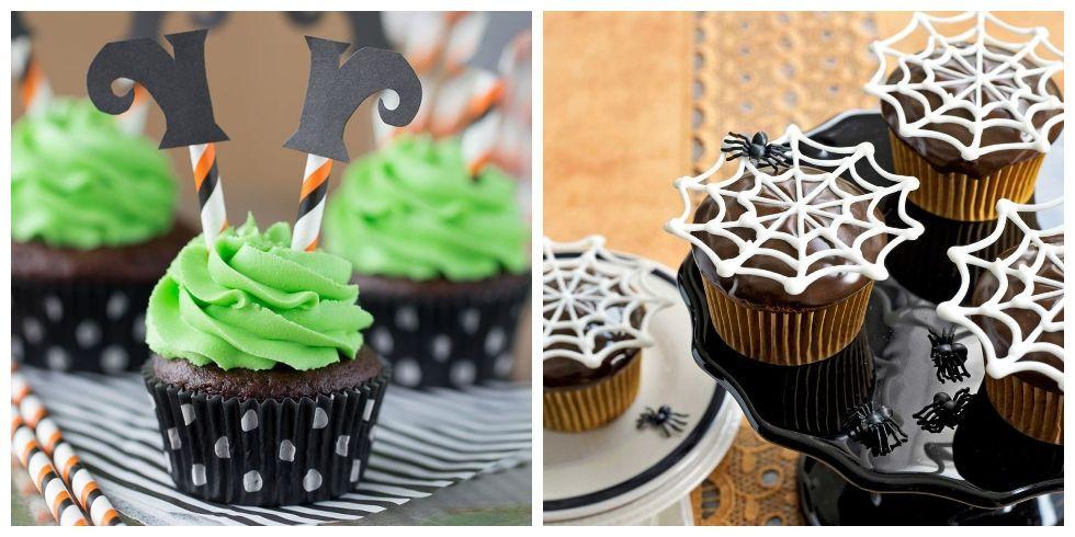 Cute Halloween Cupcakes  40 Halloween Cupcake Ideas Easy Recipes for Cute