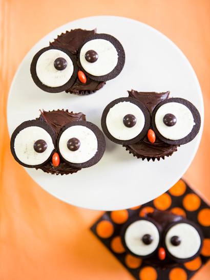 Cute Halloween Cupcakes  Cute Food For Kids 41 Cutest Halloween Food Ideas