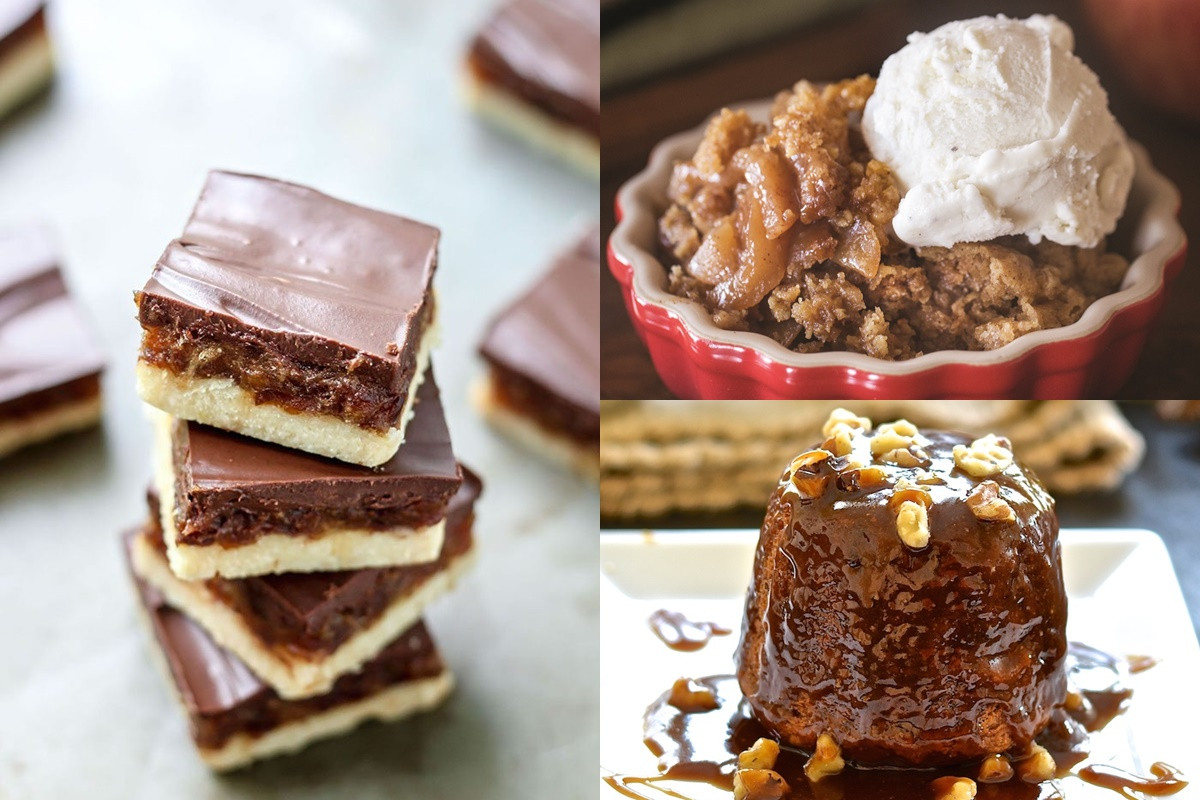 Dairy Free Christmas Desserts  30 Dairy Free Holiday Desserts for Your Next Dinner Party
