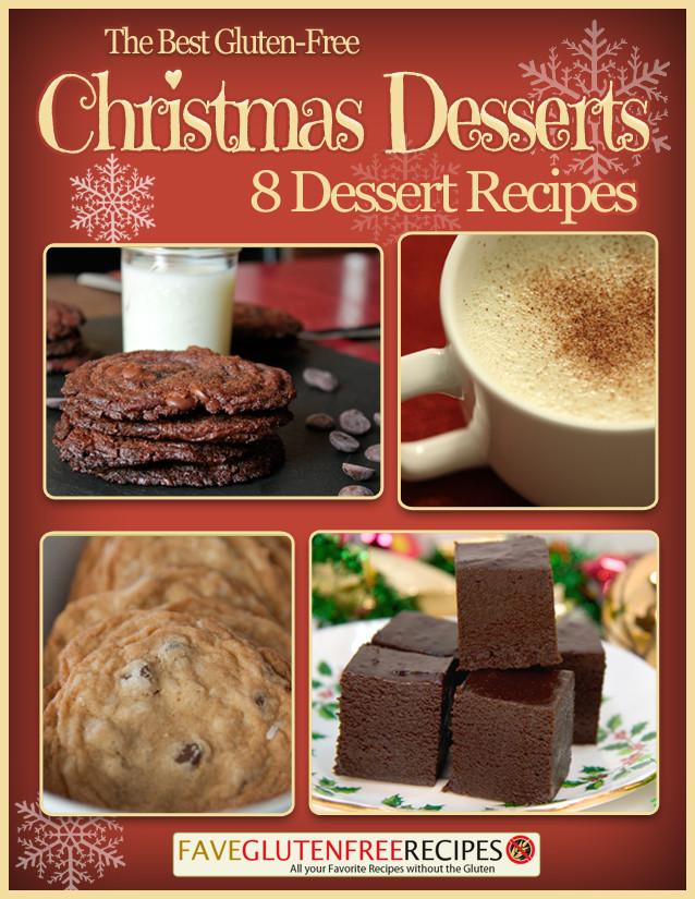 Dairy Free Christmas Desserts  The Best Gluten Free Christmas Desserts 8 Dessert Recipes