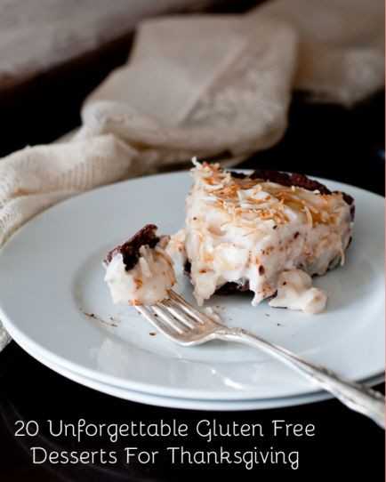 Dairy Free Thanksgiving Desserts  1000 images about Gluten Free Thanksgiving on Pinterest