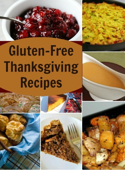 Dairy Free Thanksgiving Desserts  Gluten Free Thanksgiving Recipes Craftfoxes