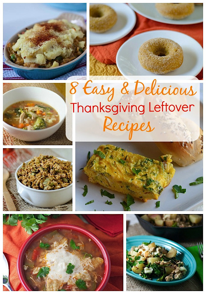 Delicious Turkey Recipes For Thanksgiving  8 Easy and Delicious Recipes to Transform Your