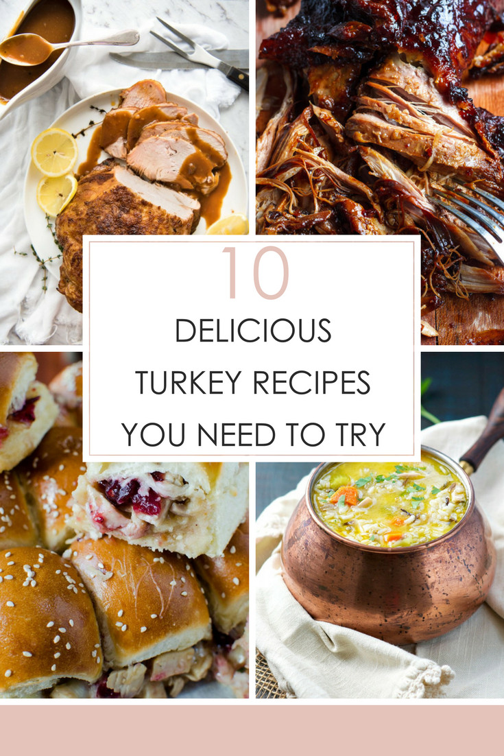 Delicious Turkey Recipes For Thanksgiving  Home Frugal Fanatic