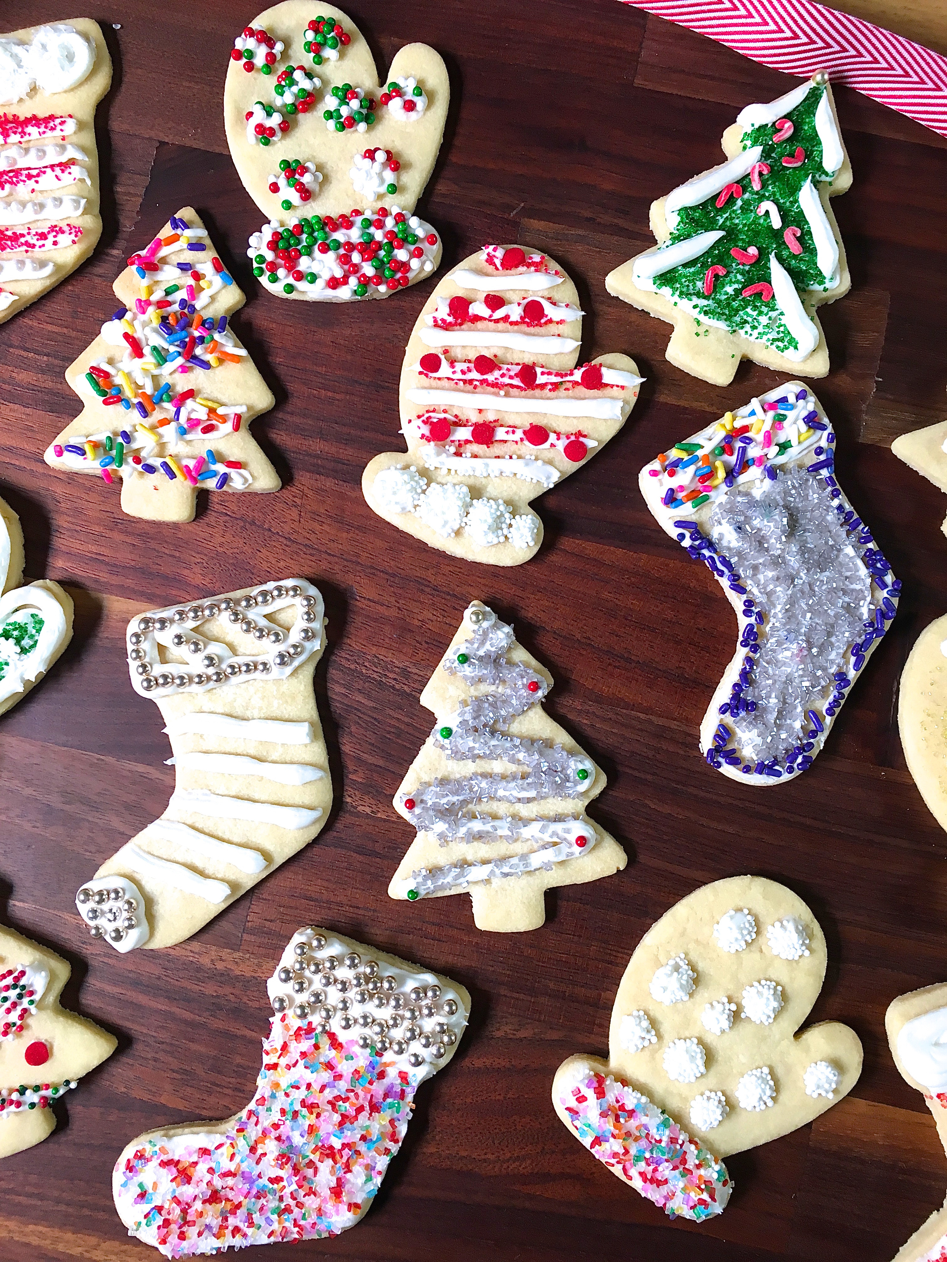 Delish Christmas Cookies  50 Best Christmas Sugar Cookies Recipes for Easy