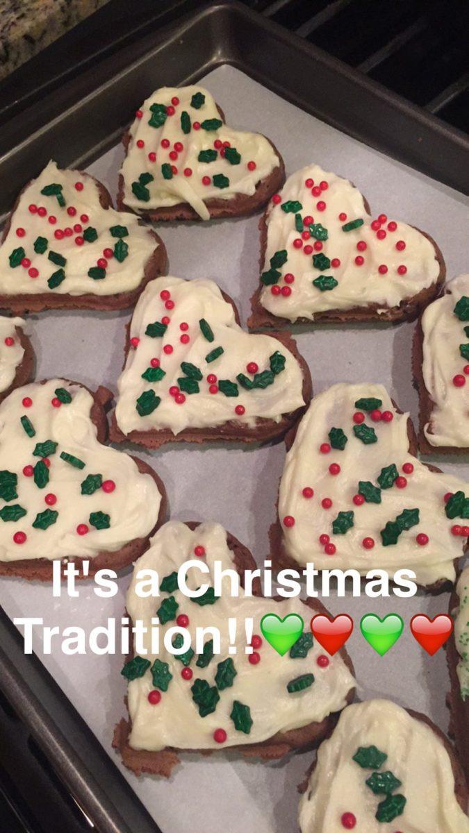 Delish Christmas Cookies  Chocolate Waffle Christmas Cookies Delish Quite