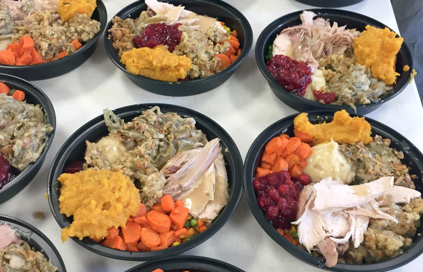 Delivered Thanksgiving Dinners  Thanksgiving meals prepared delivered island wide