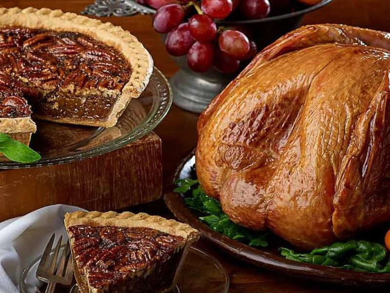 Delivered Thanksgiving Dinners  Enjoy Thanksgiving Dinner Delivered to Your Door with Send