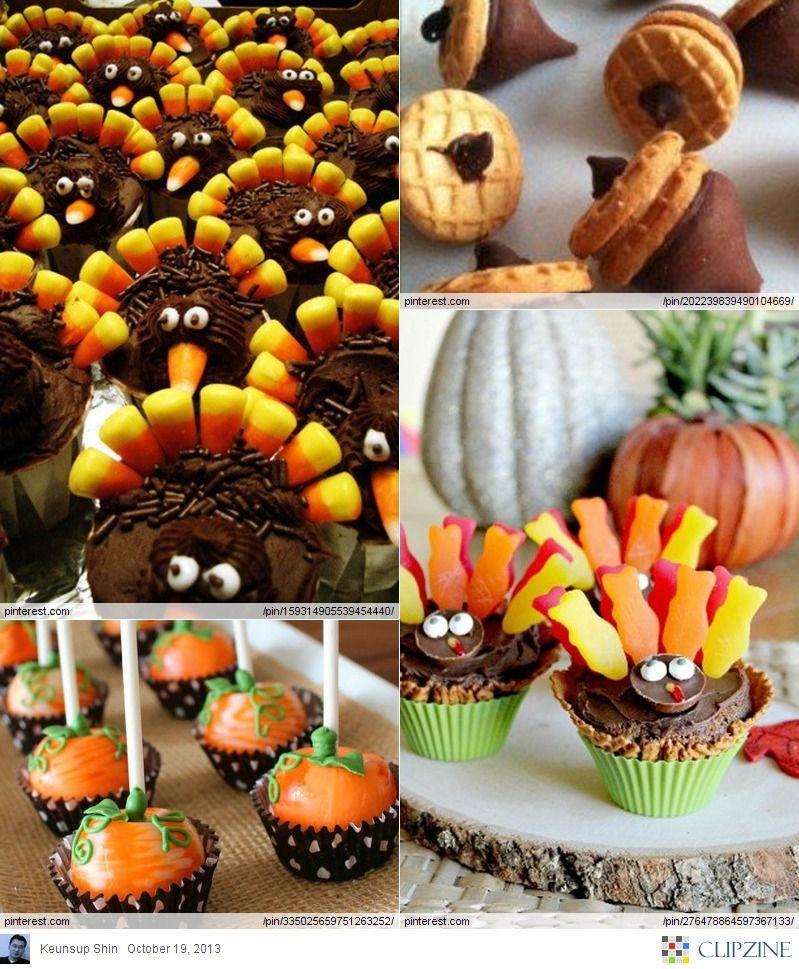 Desserts To Make For Thanksgiving  Best 25 Thanksgiving desserts ideas on Pinterest
