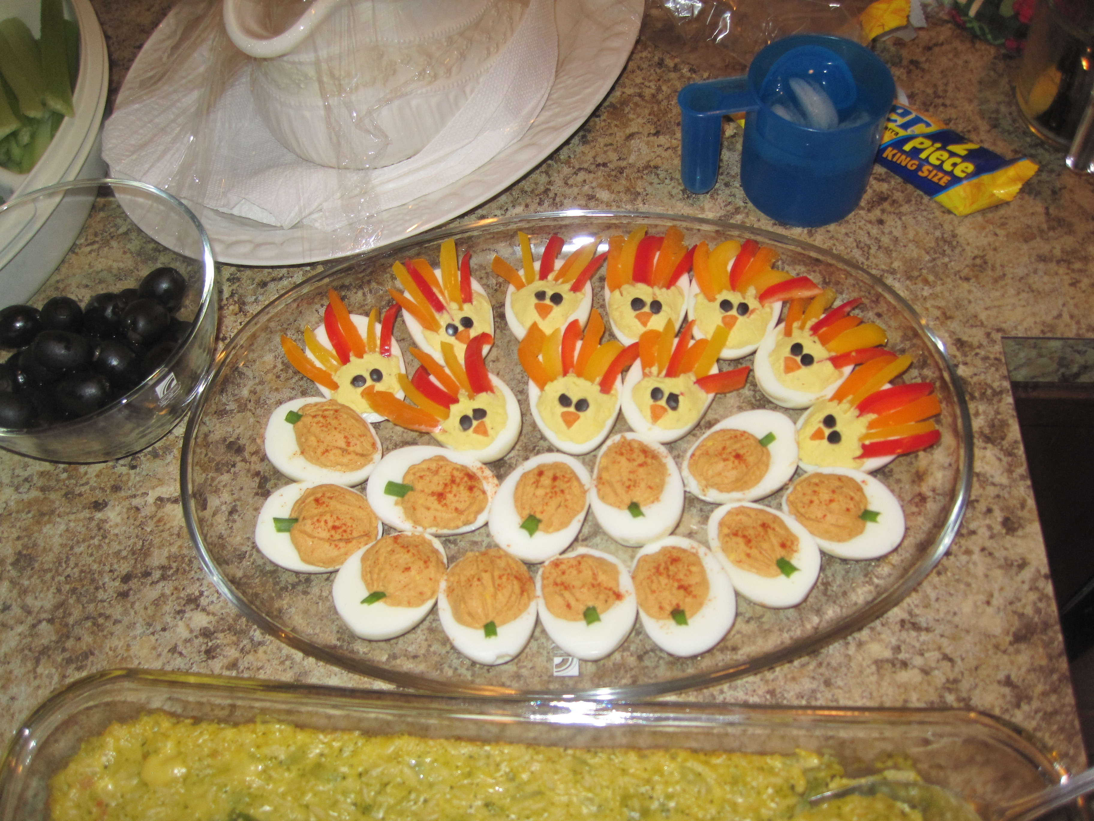 Deviled Eggs For Thanksgiving  It's a Long e – the nelson network