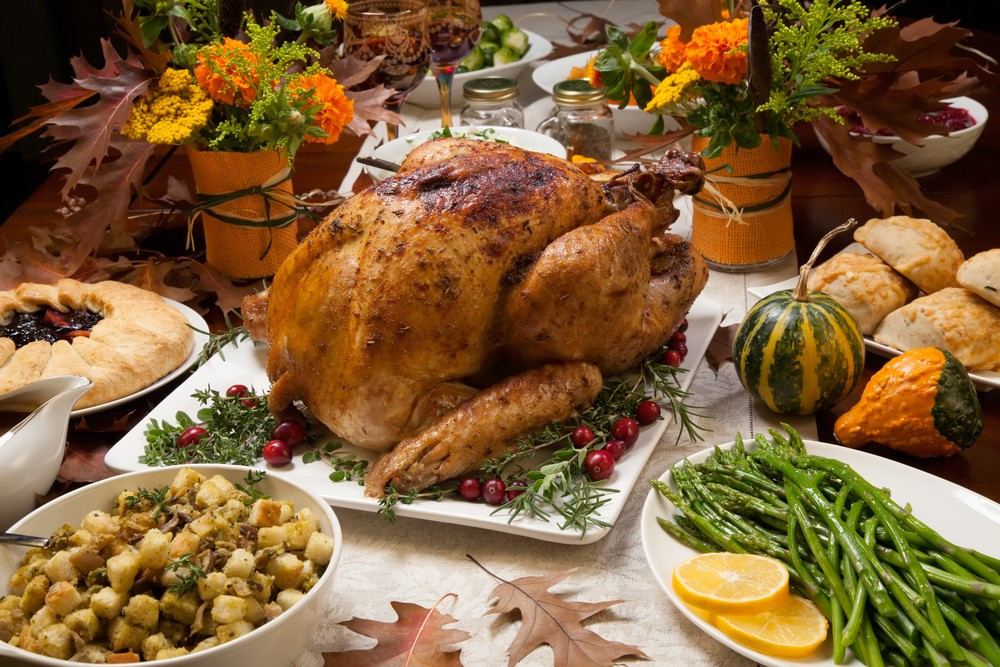 Diabetic Thanksgiving Dinners  The Holiday Meal Survival Guide Exercise & Nutrition for