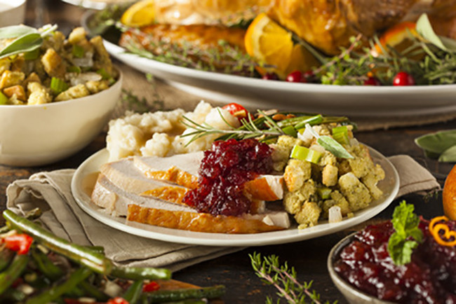 Diabetic Thanksgiving Dinners  Glu 5 Diabetes Meal Time Tips from Medtronic