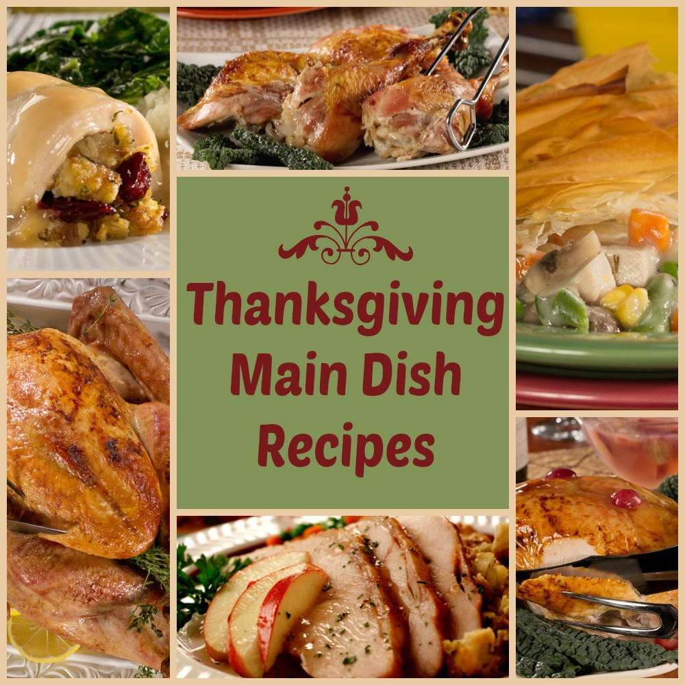 Diabetic Thanksgiving Dinners  Thanksgiving Main Dishes Recipes 6 Delicious Diabetic