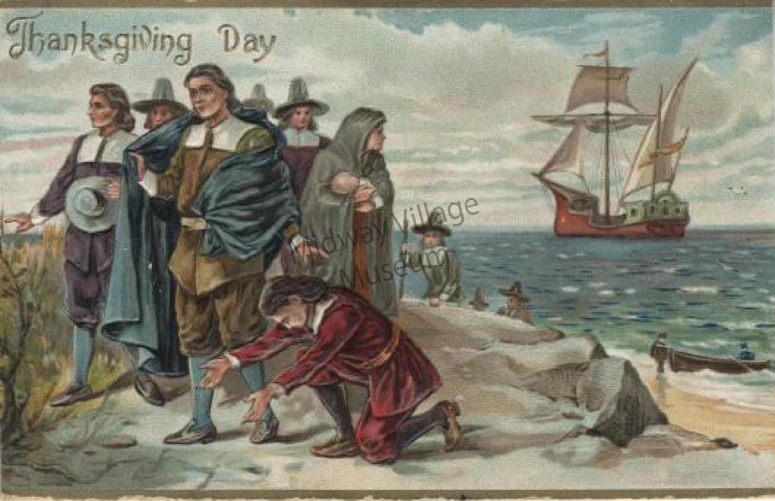 Did The Pilgrims Eat Turkey On Thanksgiving  Thanksgiving Greetings