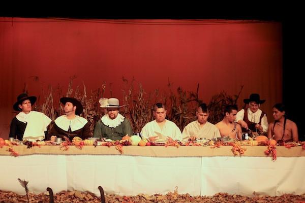 Did The Pilgrims Eat Turkey On Thanksgiving  UV To Do November UtahValley360