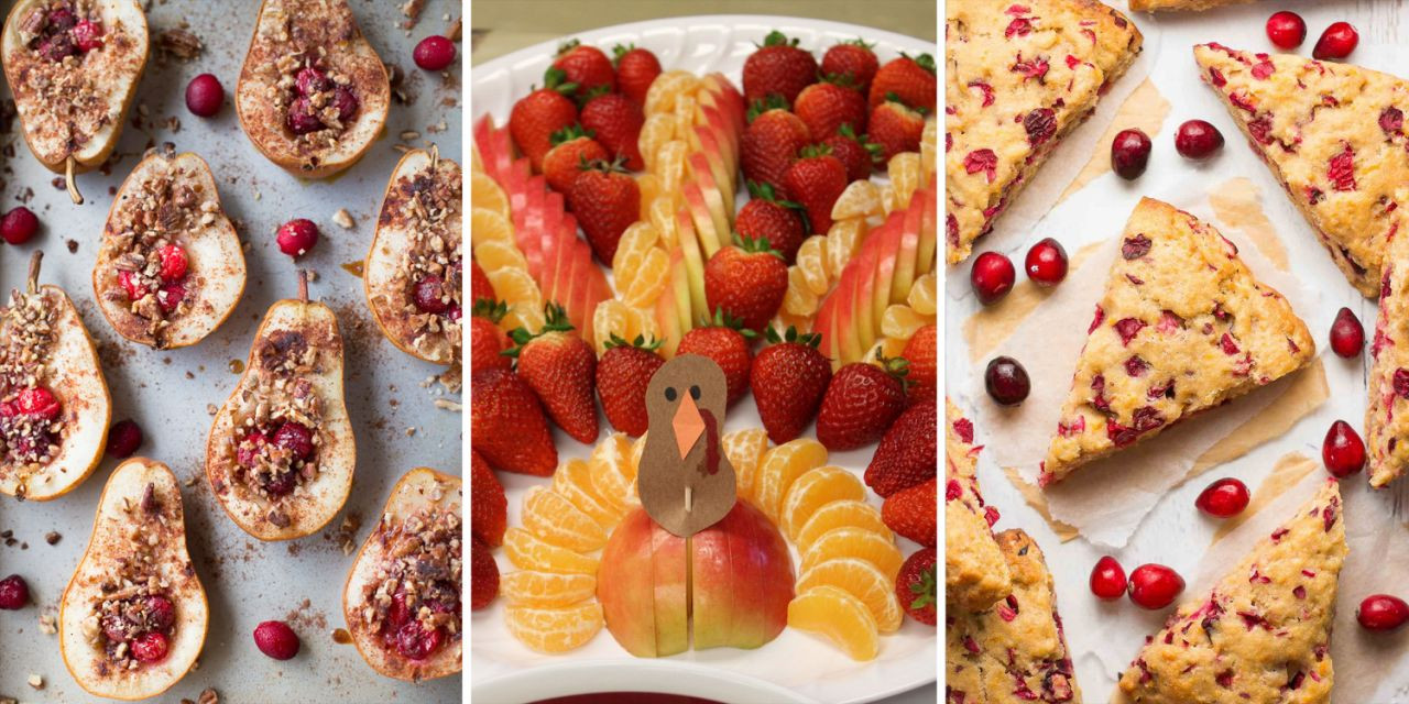 Different Thanksgiving Desserts  24 Thanksgiving Dessert Recipes That Are Almost Guilt Free