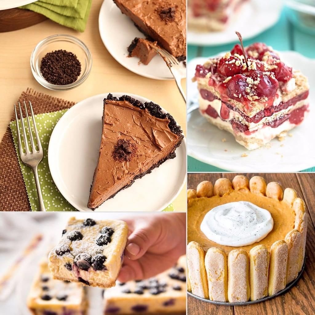 Different Thanksgiving Desserts  No Bake Thanksgiving Desserts For Kids