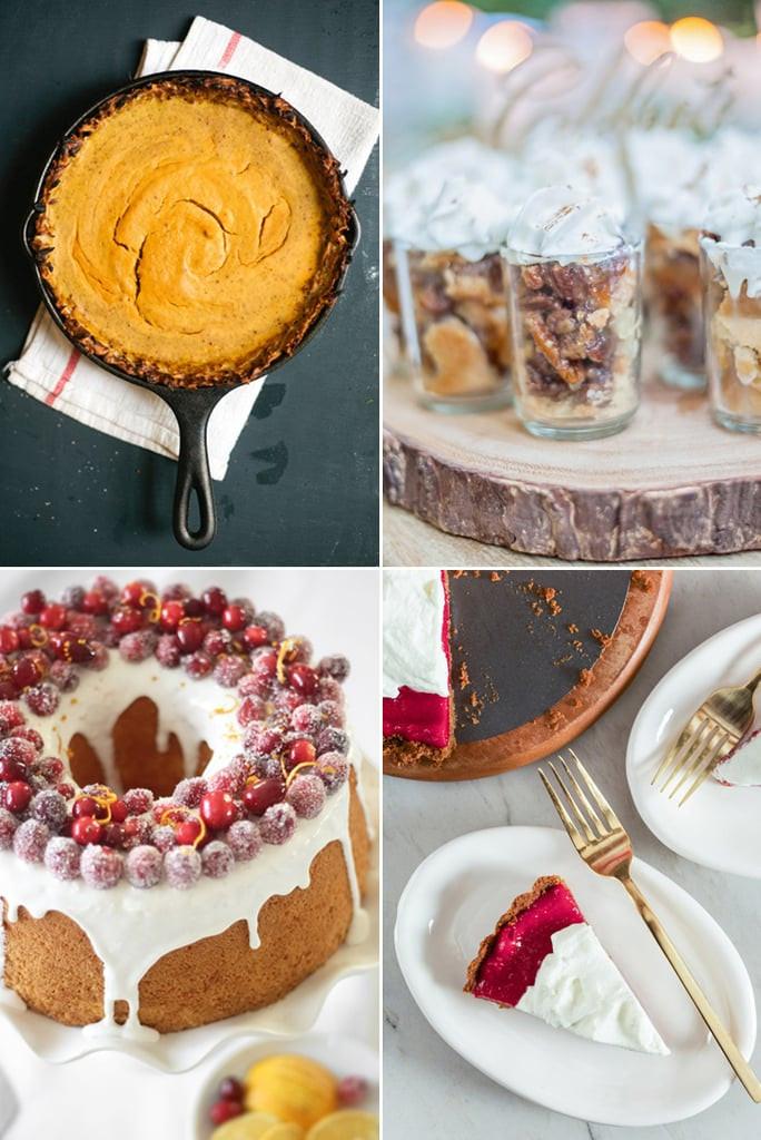 Different Thanksgiving Desserts  Unique Thanksgiving Dessert Recipes