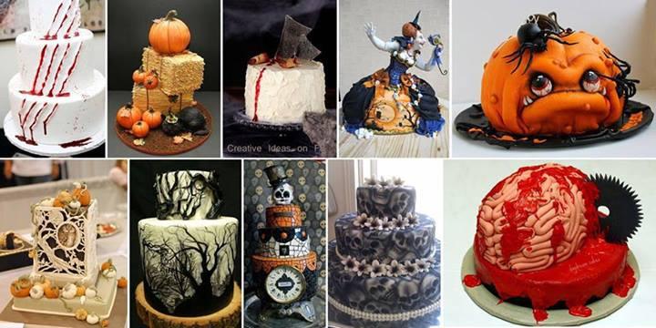 Diy Halloween Cakes  25 Creepy Halloween Cakes