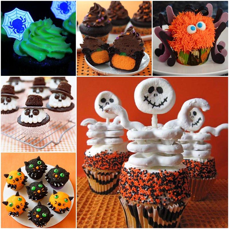 Diy Halloween Cakes  6 DIY Halloween Cupcake Ideas and Recipe
