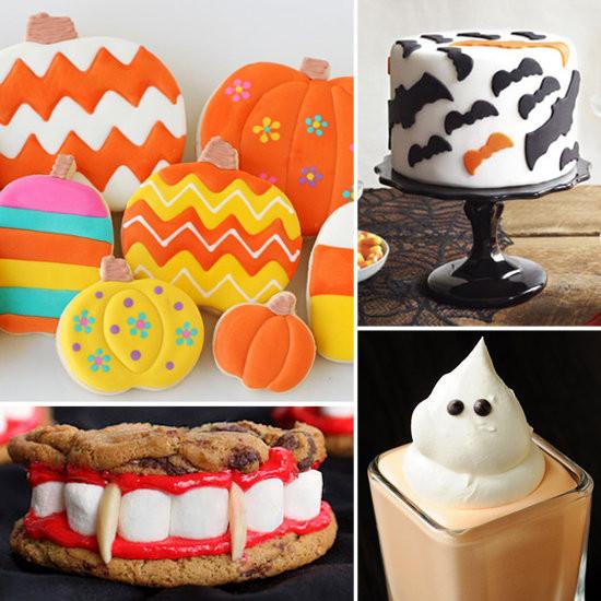 Diy Halloween Cakes  Halloween Cookie Cake Treat Ideas