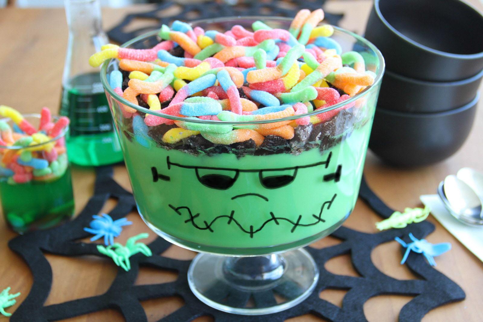 Diy Halloween Desserts  20 easy DIY Halloween tricks and treats
