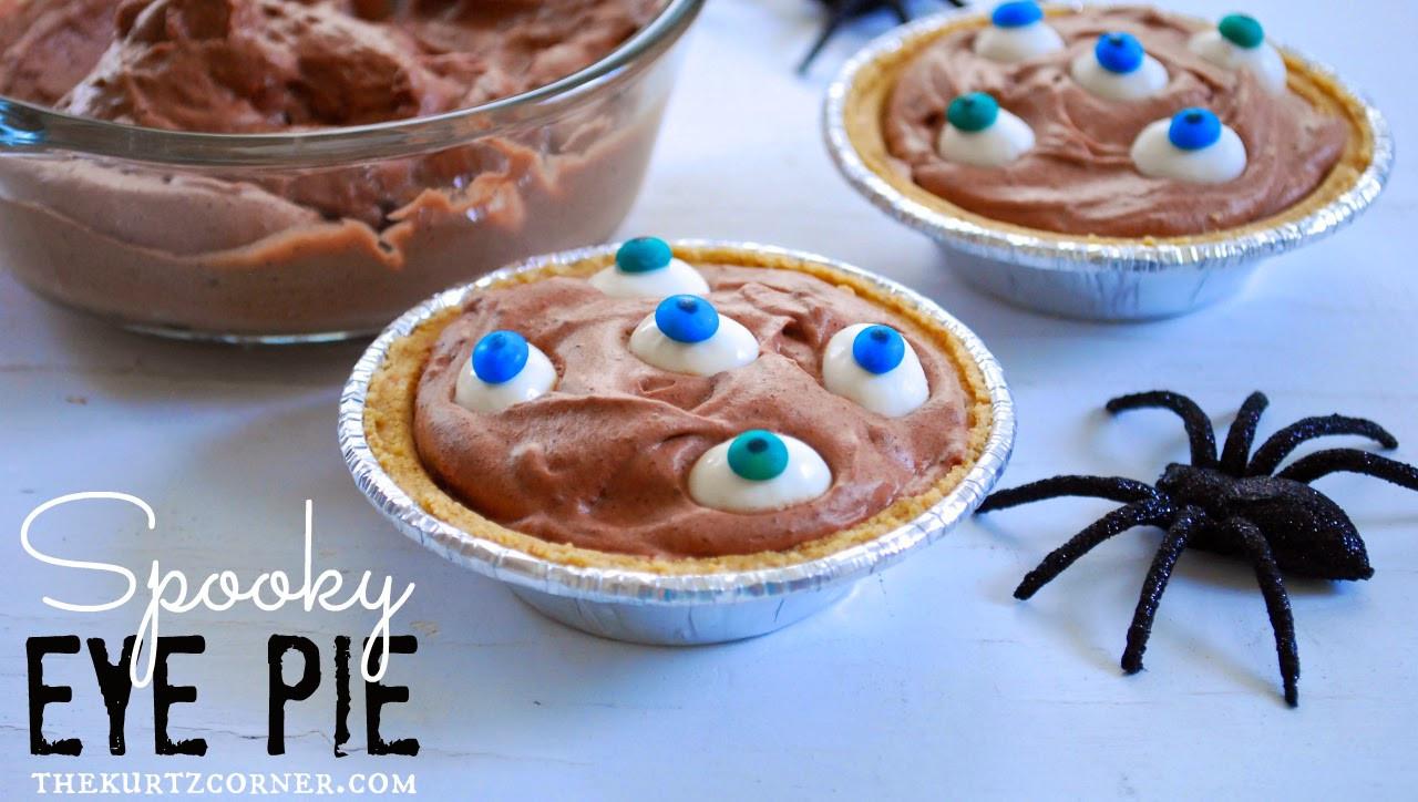Diy Halloween Desserts  The Kurtz Corner Easy DIY Halloween Treats Chocolate