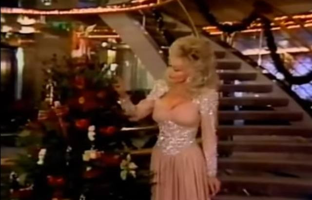 """Dolly Hard Candy Christmas  Dolly Parton's """"Hard Candy Christmas"""" Is the Real as Hell"""