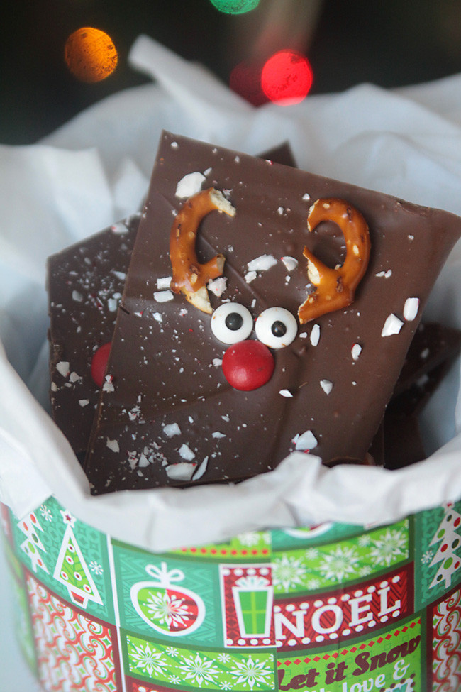 Easy Christmas Candy Recipes For Gifts  Edible Christmas Gifts The 36th AVENUE