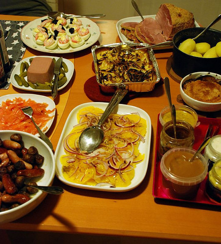 Easy Christmas Eve Dinners  Christmas Eve Traditions Christmas Celebration All