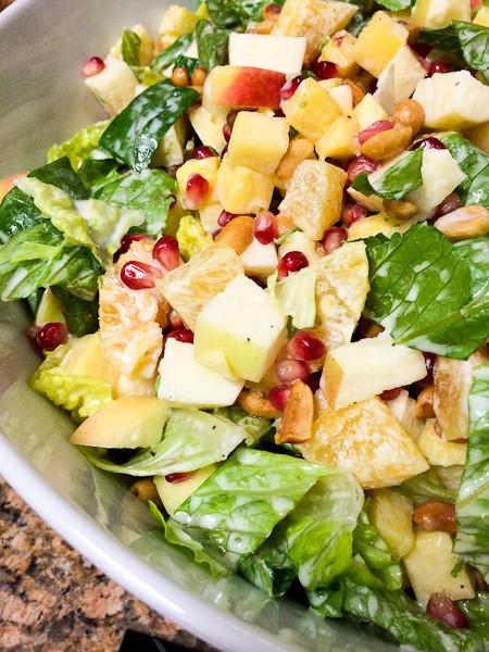 Easy Christmas Salads  Fast Fresh Easy Mexican Christmas Eve Salad
