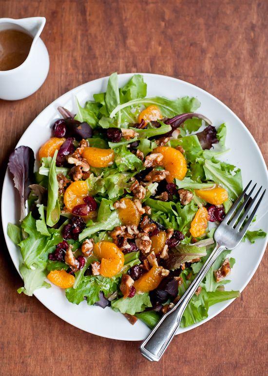 Easy Christmas Salads  Simple Holiday Green Salad Recipe Babble