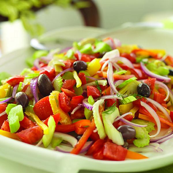 Easy Christmas Salads  Festive Christmas salad recipe Chatelaine