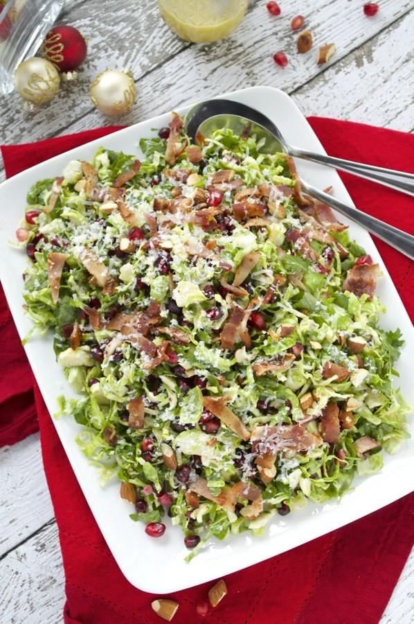 Easy Christmas Salads  Christmas Salad Fashionable Foods