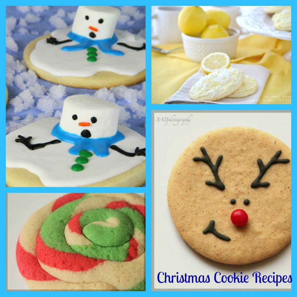 Easy Delicious Christmas Cookies  Six Delicious Christmas Cookie Recipes
