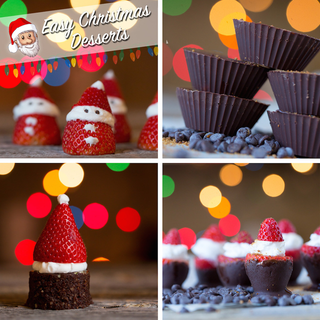 Easy Desserts For Christmas  Easy Christmas Desserts Civilized Caveman Cooking