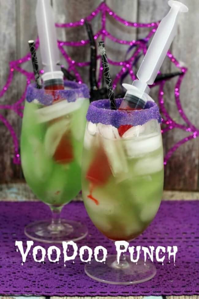 Easy Halloween Alcoholic Drinks  25 Halloween Drinks for Kids Spaceships and Laser Beams